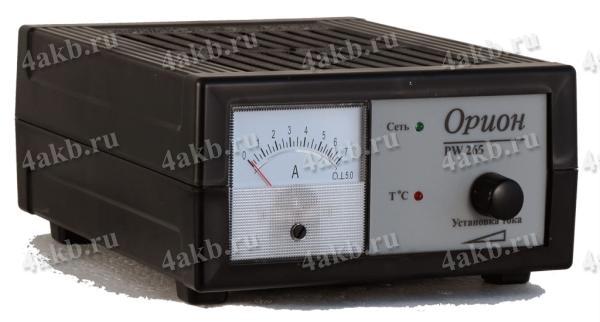 ...скачать схему импульсного зарядного устройства орион pw 265.