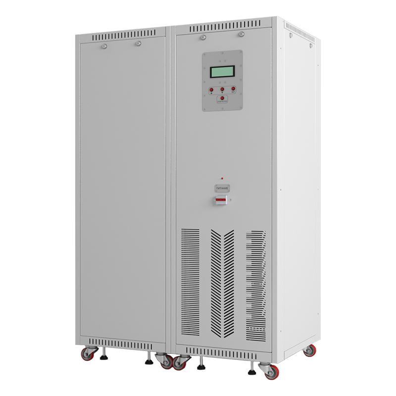 Автоматический зарядно-разрядный выпрямитель ВЗА-160В-50-500А.