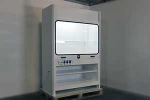 Фото лабораторного шкафа ШВ-000 общий вид
