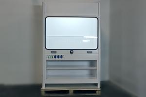 Фото лабораторного шкафа ШВ-000 вид спереди