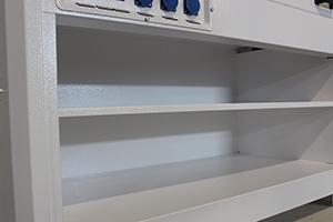 Фото допольнительных полок шкафа ШВ-000