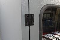 Фото дверных петель шкафа серии Светоч-02-08