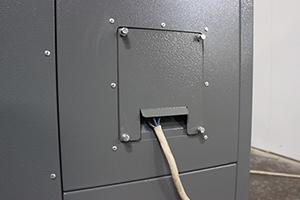 Фото подключения провода электроснабжения