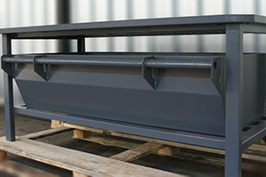 Фото стола для слива электролита УКС.ССА-007 вид №6
