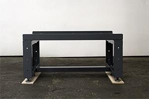 Аккумуляторный стеллаж КРОН-АКС-1 вид спереди