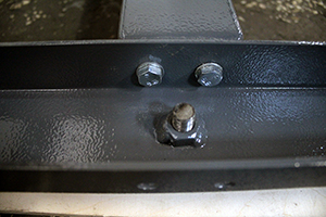 Фото крепления металлического каркаса КРОН-АКС-1