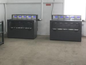Фотография помещения для заряда аккумуляторных батарей общий вид