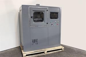 Машина мойки щелочных аккумуляторов ММЩ-3 общий вид