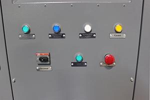 Фото кнопок управления машиной
