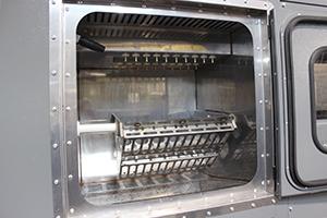 Машина ММЩ-3 в открытом виде