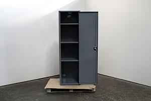 Шкаф для аккумуляторов ШМА-01-02 в открытом виде