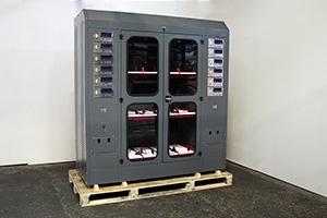 Шкаф для зарядки аккумуляторов Светоч 03-12