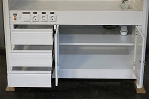 Блок розеток шкафа серии KRONVUZ-ШВ