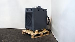 Зарядное устройство для тепловозной батареи вид сбоку