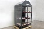 Фотографии трехъярусных шкафов серии Светоч-03