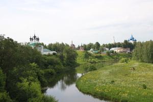 День рождения компании KRONVUZ - Суздаль