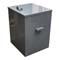 Контейнер для мусора металлический 600х560х770