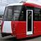 трамвай 71-152