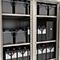 Шкаф предназначен для хранения различного типа аккумуляторных батарей