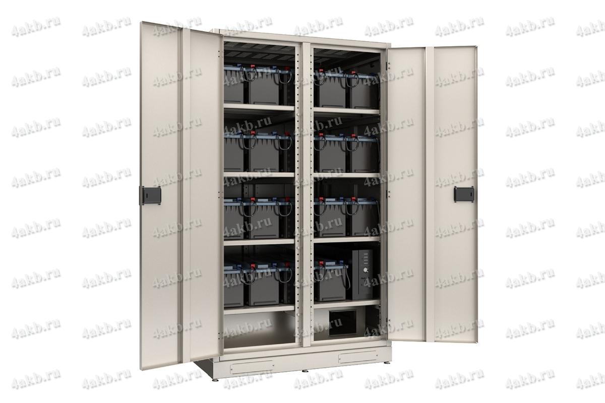 Шкаф для хранения аккумуляторов и ИБП