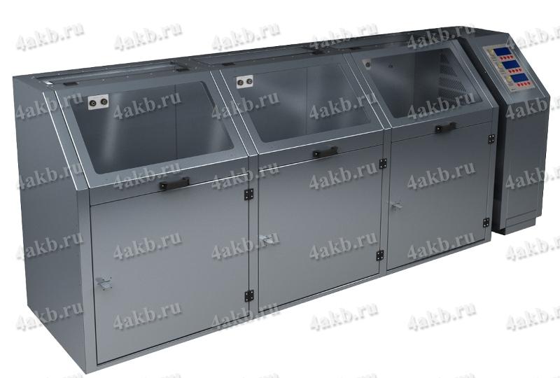 Зарядно-разрядный шкаф серии Светоч-Т-М.ЖК