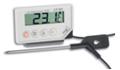 Термометр электронный лабораторный со щупом