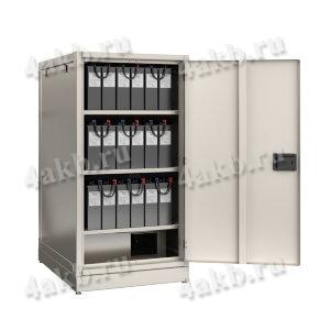 Шкаф для хранения аккумуляторов серии KRONVUZ-ШМА-01