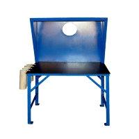 Стол сварщика с колчанами для размещения электродов ССК-1