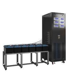 Зарядно-разрядный стенд для зарядки аккумуляторных батарей КРОН-ЗРС-06У