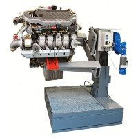 Стенд для ремонта двигателей тяжелых транспортных средств С-РТ-01
