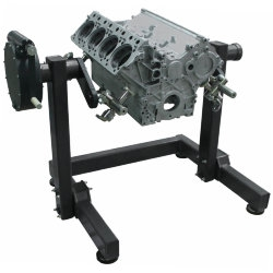 Упрощенный стенд для разборки-сборки двигателей Р776Е