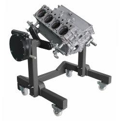 Мобильный стенд для разборки-сборки двигателей Р776Е-М
