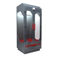 Шкаф вытяжной для приготовления и хранения кислот и электролита УКС.ШВК-03