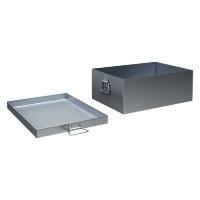 Переносная ванна с крышкой для мытья узлов и деталей В-К-001