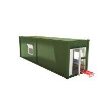 Мобильная аккумуляторная мастерская на базе 1-го кузов-контейнера АМ-1К(9)-12(002)