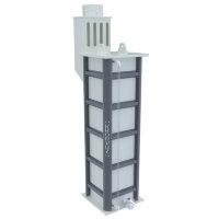 Емкость для приготовления электролита 9268П-0000001-01