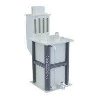 Емкости полипропиленовые для приготовления электролита 9268П-0000001