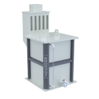 Емкости полипропиленовые для приготовления электролита 9268П-0000002