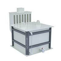 Емкость полипропиленовая для приготовления электролита 9268П-0000004