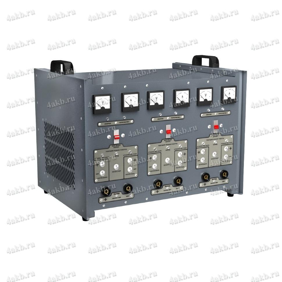 Автоматизированное зарядное устройство АЗУ-Н-01 (50А)