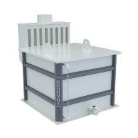 Емкости полипропиленовые для приготовления электролита 9268П-0000005