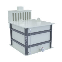 Емкости полипропиленовые для приготовления электролита 9268П-0000006