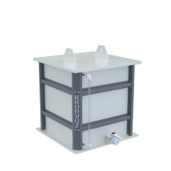 Емкости полипропиленовые для хранения дистиллированной воды 9268В-0000003