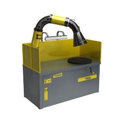 Стол сварщика с поворотной плитой ССУ-01-05