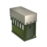 Устройство поаккумуляторного контроля КРОН-УПК-01