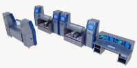Зарядный стенд для обслуживания авиационных аккумуляторных батарей ЗРС-Авиа