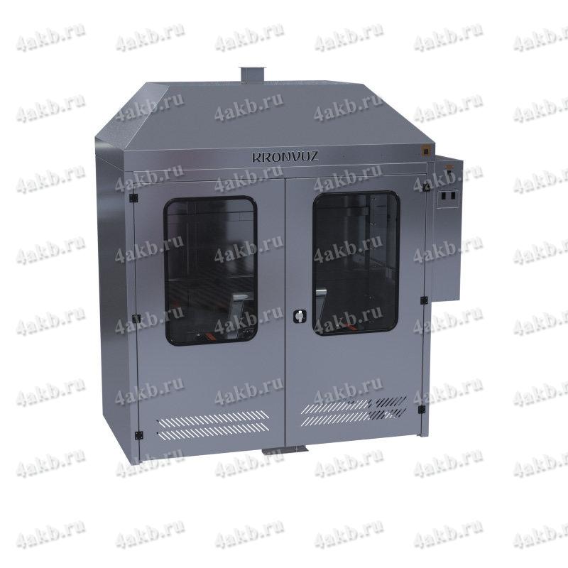 Фото шкафа для заряда аккумуляторов пассажирских вагонов электропоезда