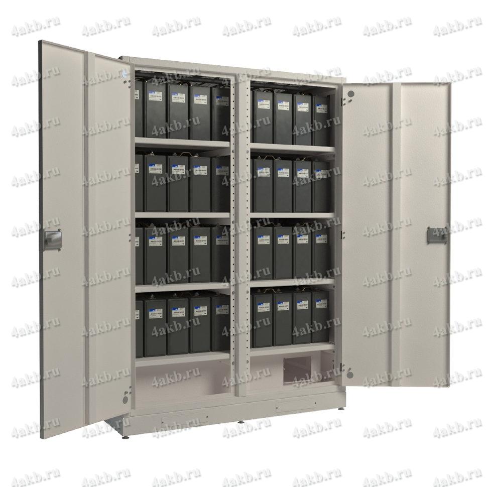 Установка аккумуляторов для ИБП