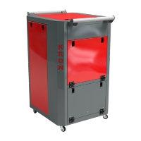 Мобильная установка для заправки АКБ дистиллированной водой УМА ДЗ.ДВ-001