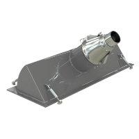Приспособление для отвода отработавших газов от двигателя 05.Т.042.28.010